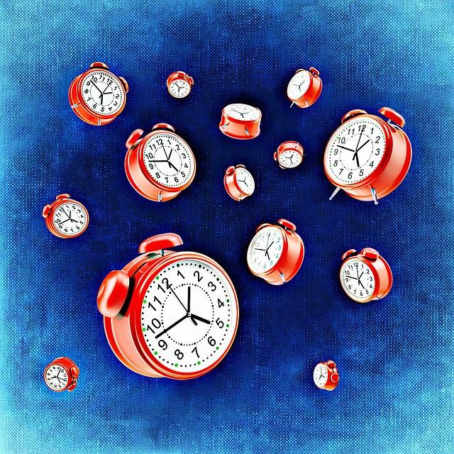 Reorganize to Lighten up Your Evening Schedule